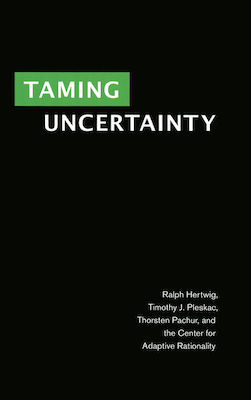 Taming Uncertainty cover © MIT Press